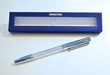 Swarovski Crystalline Stardust White Rollerball Pen 5136534 Genuine Brand New