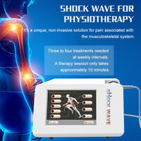 Extracorporeal Shock Wave Therapy Acoustic Wave Shockwave Therapy Pain Relief
