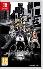 The World Ends With You- Final Remix Nintendo Switch
