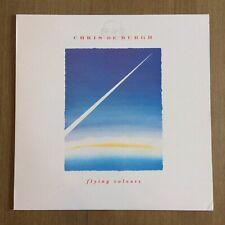 * CHRIS DE BURGH - FLYING COLOURS - Orig 1988 UK LP SUPERB! *