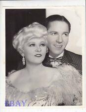 Mae West Roger Pryor Belle Of The Nineties VINTAGE Photo