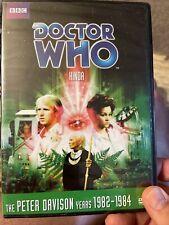 Doctor Who Kinda Story No. 119 Dvd 2011 Peter Davison New Sealed