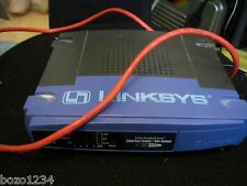 LINKSYS BEFSR41 v.2 EtherFast 4-Port Cable DSL Router w/ 4 PORT SWITCH