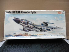 EARLY FROG 1/72 JAVELIN FAW 9/9R ALL WEATHER FIGHTER AIRCRAFT MODEL KIT BOXED