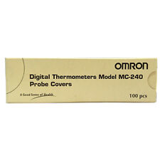 Omron MC240-1 Digital Thermometer Probe Covers - 100pc