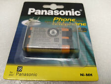 2pcs New Panasonic 3.6V 650mAH Rechargeable Battery NI-MH HHR-P107 KX-TG3021