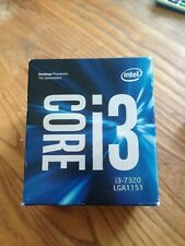 Intel Core i3-7320 LGA1151 41.Ghz, 4MB di cache CPU, processore Hyper-Threading