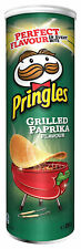 Pringles Grilled Paprika Stapelchips mit Paprikageschmack 200g