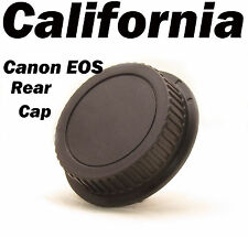 Camera Rear Lens Cap for CANON EF EF-S EOS Lens DSLR  Digital
