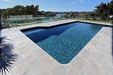 Silver Travertine Tumbled Tiles 610x406x12mm Premium Quality