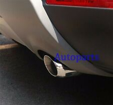 S.Steel EXHAUST MUFFLER CHROME TRIM TIP PIPE land Range Rover Evoque 2012-2018