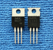 160v feature to-3p 4pcs 2 x 2sb817 /& 2sd1047 4 complementari transistor 100w 12a