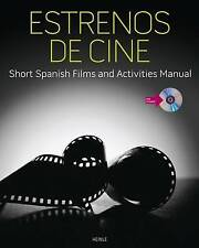 Estrenos de cine: Short Spanish Films and Activities Manual (with DVD) (World La
