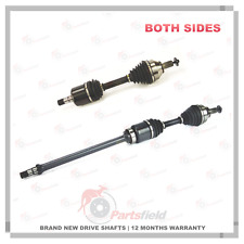 PAIR x CV Joint Drive Shaft Volvo V50 2.0L 2.4L 2.5L Diesel Petrol FWD AT 04-09