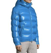 New Moncler 2018 Maya Shiny Puffer Jacket Nwt Royal