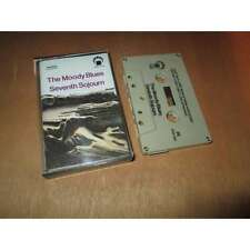 THE MOODY BLUES seventh sojourn unofficial RARE SAUDI ARABIA IMD TAPE / CASSETTE