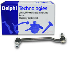 Delphi Front Stabilizer Bar Link for 2002-2007 Mercedes-Benz C230 - dz