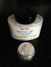Ben Nye All Skin Types Neutral Shade Face Powders