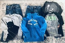 6 Piece Boy's GAP Size Small 6-7 Years clothing Lot, Jeans, Shirts, GUC