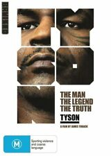 Tyson - The ManThe Legend The Truth - DVD LIKE NEW REGION 4 FREE POST AUS