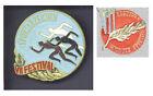 Zwei Sportabzeichen der KPÖ Weltjugendfestspiele in Wien 1959