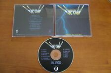HROM BLESK CD 2009 STEEL LEGACY LIM  500 HEAVY POWER METAL ZIONS ABYSS LETHAL
