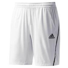 Adidas Climacool Herren Sport Shorts Trainingshose kurze Hose Laufhose NEU weiss