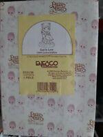 Precious Moments Figurine E5213 ln box God Is Love