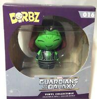 FUNKO Dorbz Marvel Guardians of Galaxy GAMORA #016 3.5in Vinyl Figure NEW