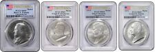 2015 (SET OF 4) Coin and Chronicles MEDAL PCGS MS69 FIRST STRIKE