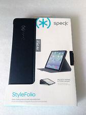 Authentic Speck SPK-A2137 StyleFolio Case for iPad Air Black/Slate Grey