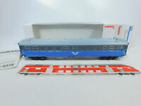 BZ614-0,5# Märklin H0/AC 4377 Schnellzugwagen/Personenwagen NEM KK s.g. OVP