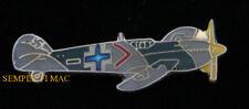 BF109 MESSERSCHMITT HAT LAPEL TIE TAC PIN UP LUFTWAFFE WING GERMAN WW 2