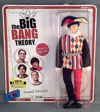 Big Bang Theory Howard Walowitz Reniaissance Faire Figure NIB Bif Bang Pow