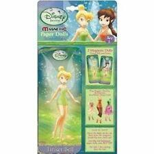 Disney Magnetic Paper Doll Tin - Tinker Bell & Periwinkle Fairies