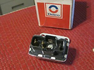 NOS 1977-1990 Buick,Chevy,Oldsmobile A/C hi blower Relay