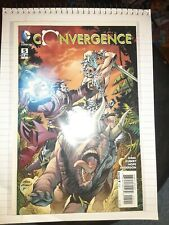 Convergence #5A (2015 Series, July 2015, DC)