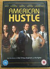 AMERICAN HUSTLE DVD - Christian Bale, Bradley Cooper, Jennifer Lawrence