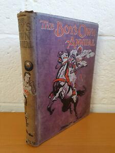 BOYS' OWN ANNUAL Vol. 43 - 1920-1921  - w