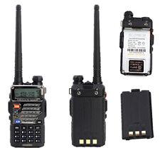 UV-5RE Plus Amateurfunk WalkieHand-funkgerät Walkie-Talkie Radio BaoFeng 2M/70cm