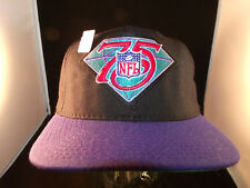 NFL 75th Anniversary 1920- 94 Commemorative Truckers Snap Back Hat New with Tags