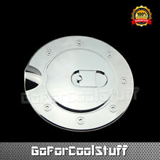 FOR FORD 1997-2003 F-250 F250 LIGHT DUTY CHROME GAS TANK FUEL DOOR COVER CAP