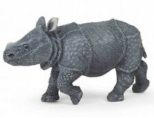 Papo Indian Rhinoceros Calf Rhino Jungle animal toy play figure 50148 NEW