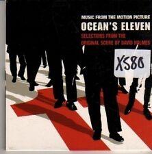 (CN623) Ocean's Eleven, Soundtrack - 2002 DJ CD