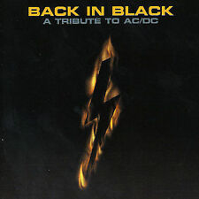 Various - Back in Black/a Tribute to Ac/Dc /4