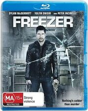 Freezer (Blu-ray, 2014) New, ExRetail Stock (D146)