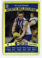 2010 Teamcoach GOLD (32) Jack ZIEBELL North Melbourne