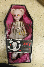 """Mezco Living Dead Dolls """"Lulu"""" Figure Full Size"""