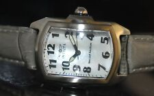 Invicta Women's Rare Lupah White MOP Dial Grey Genuine Leather Watch 23011