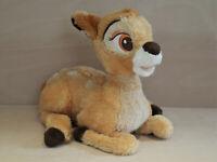 Bambi 12 Inch Plush - Disney Store - Soft Toy - Deer - VGC